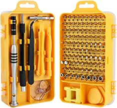 Screwdriver Set, Trekoo 110 in 1 Precision Screwdriver Repair Tool Kit Magnetic Driver..