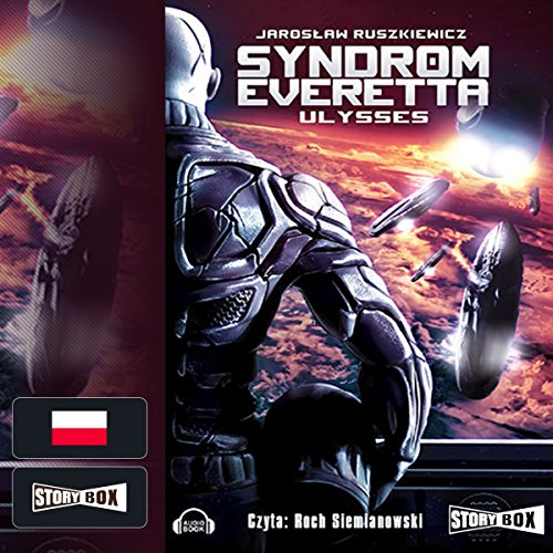 Ulisses (Syndrom Everetta 1) audiobook cover art