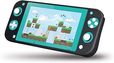 Capa Confort Grip Dreamgear para Nintendo Switch Lite DGSWL-6531 Preto