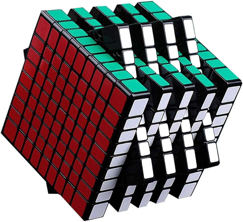 punto de venta en línea JIAAE Cubo Mágico De 9X9, Competencia Profesional De Velocidad Velocidad Velocidad Suave Cubo De Rompecabezas De Alta Dificultad, Juguetes Educativos para Niños, Negro  conveniente
