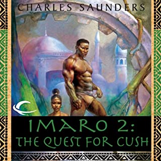 Imaro 2: The Quest for Cush audiobook cover art
