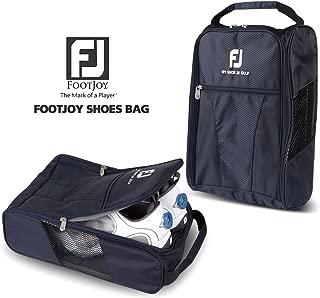 Genuine Golf Shoes Bag Zipped Sports Bag Shoe Case - Navy Color