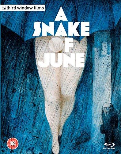 A Snake of June ( Rokugatsu no hebi ) [ UK Import ] (Blu-Ray)