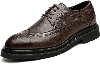 [Z.L.F] ビジネスシューズ メンズ 紳士靴 高級靴 レースアップ カジュアル 軽量 履きやすい