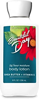 Bath & Body Works Beautiful Day 8.0 oz Super Smooth Body Lotion