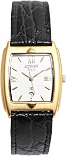 Casual Watch for Women by Accurate, Multi Color, Tonneau, AMQ756L