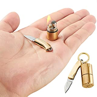 Best mini pocket knife keychain Reviews