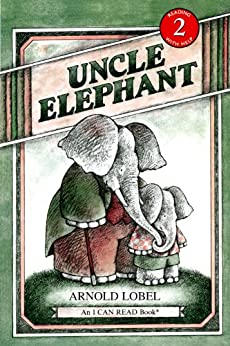 Uncle Elephant (I Can Read Level 2) by [Arnold Lobel]