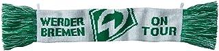Werder Bremen Minischal mit Saugern