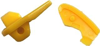 Inserção de plástico para trocador de pneu   Protetor de aro de nylon para montagem de cabeça de solavanco, parte de máqui...