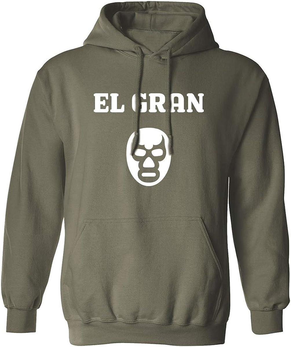 El Gran Adult Hooded Sweatshirt