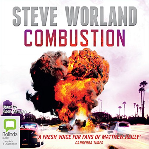 Combustion audiobook cover art