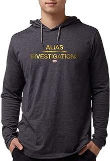 Jessica Jones Alias Investigatio Mens Hooded Shirt