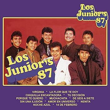 Los Junior's 87