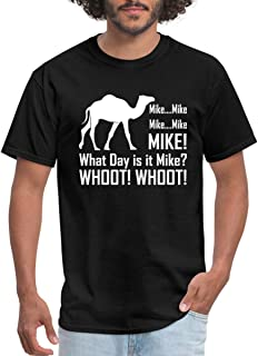 Hump Day Funny Quote Men's T-Shirt