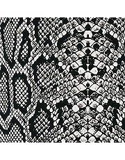 Hidro Galvañ Lámina hidroimpresión con diseños de Piel de Serpiente 100cm x 50cm