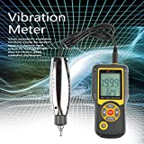 Split Type Vibration Meter Tester Vibrometer Gauge for Moving Machinery 0.1~199.9m/s2 by mLabs