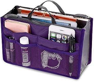 MAyouth Damen Spielraum-Einsatz-Handtaschen-Organisator Frauen Tragbare Organisator-Beutel-Multifunktionsreise Compartment...