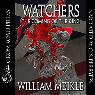 Watchers: The Coming of the King cover art