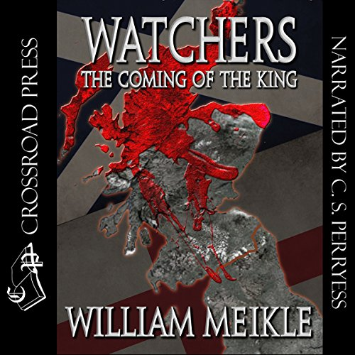 Watchers: The Coming of the King audiobook cover art