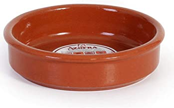 13,5 x 13,5 x 3 cm Valdearcos Cazuela Barro