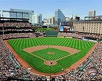 "Oriole Park at Camden Yards 8"" x 10"" Orioles Baseball Stadium Photo"
