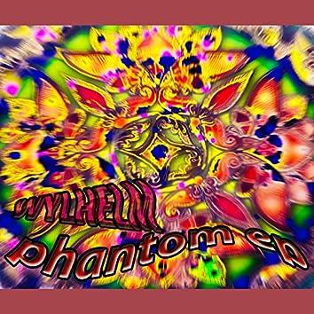 Phantom EP / Psychedelic Downtempo