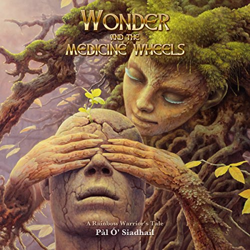 Wonder and the Medicine Wheels cover art