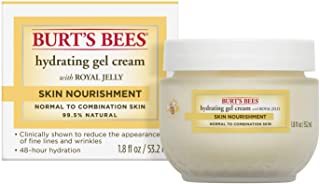 Burt's Bees Skin Nourishment Hydrating Gel Cream for Normal to Combination Skin, 1.8 Ounces