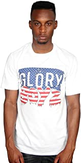 Ulterior Clothing Chief Keef Glory Boyz USA Glag Logo Top Glo Gang