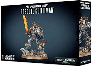 Games Workshop Warhammer 40,000 Space Marines Roboute Guilliman Miniatures