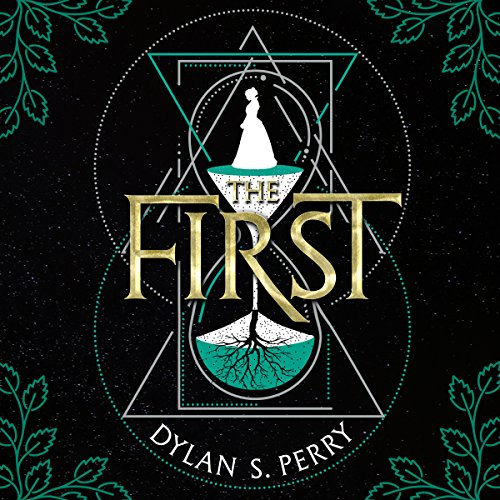 The First audiobook cover art