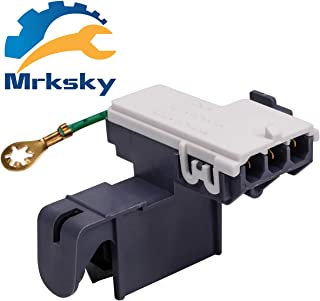 Marksky 8318084 Washer Lid Switch Replacement Part Fit For Whirlpool & Kenmore washers and More - Replaces WP8318084, AP3180933, PS886960