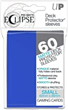 Ultra Pro 85828 Eclipse Small Pro Matte (60 Pack), Pacific Blue