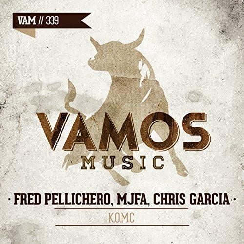 Fred Pellichero, MJFA, Chris Garcia
