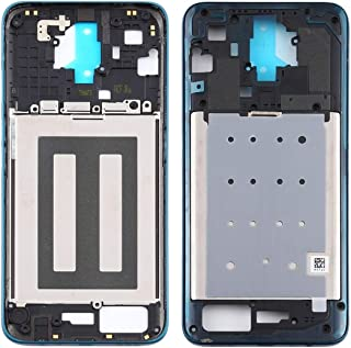 ZHANGYOUDE Repair Parts Middle Frame Bezel Plate for Oppo A11X / A9(2020)(Black) (Color : Green)