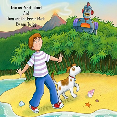 Tom on Robot Island cover art