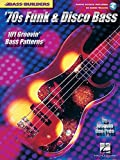 70' S Funk Disco 101 Groovin' Patterns For Bass Tab + Cd
