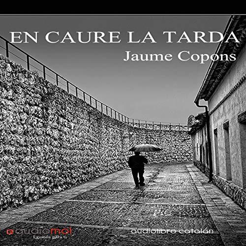 En caure la tarda [When the Afternoon Falls] (Audiolibro en catalán) audiobook cover art