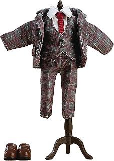 ねんどろいどどーる おようふくセット スーツ[チェック]