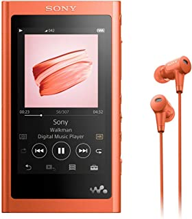 Sony NW-A56HN Twilight Red Hi-Res Audio Walkman NWA56HN