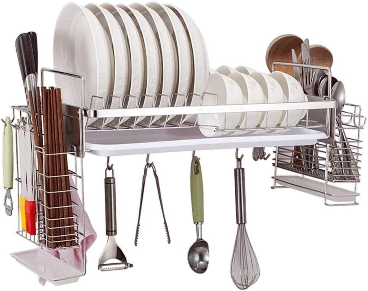 LSZ Wall Shelves for Kitchen Organize Cooking Utensils Hooks Surprise price Sales sale