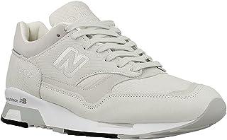 8eb7ea1c328343 New Balance M1500 Made in the UK White Iguana Trainers