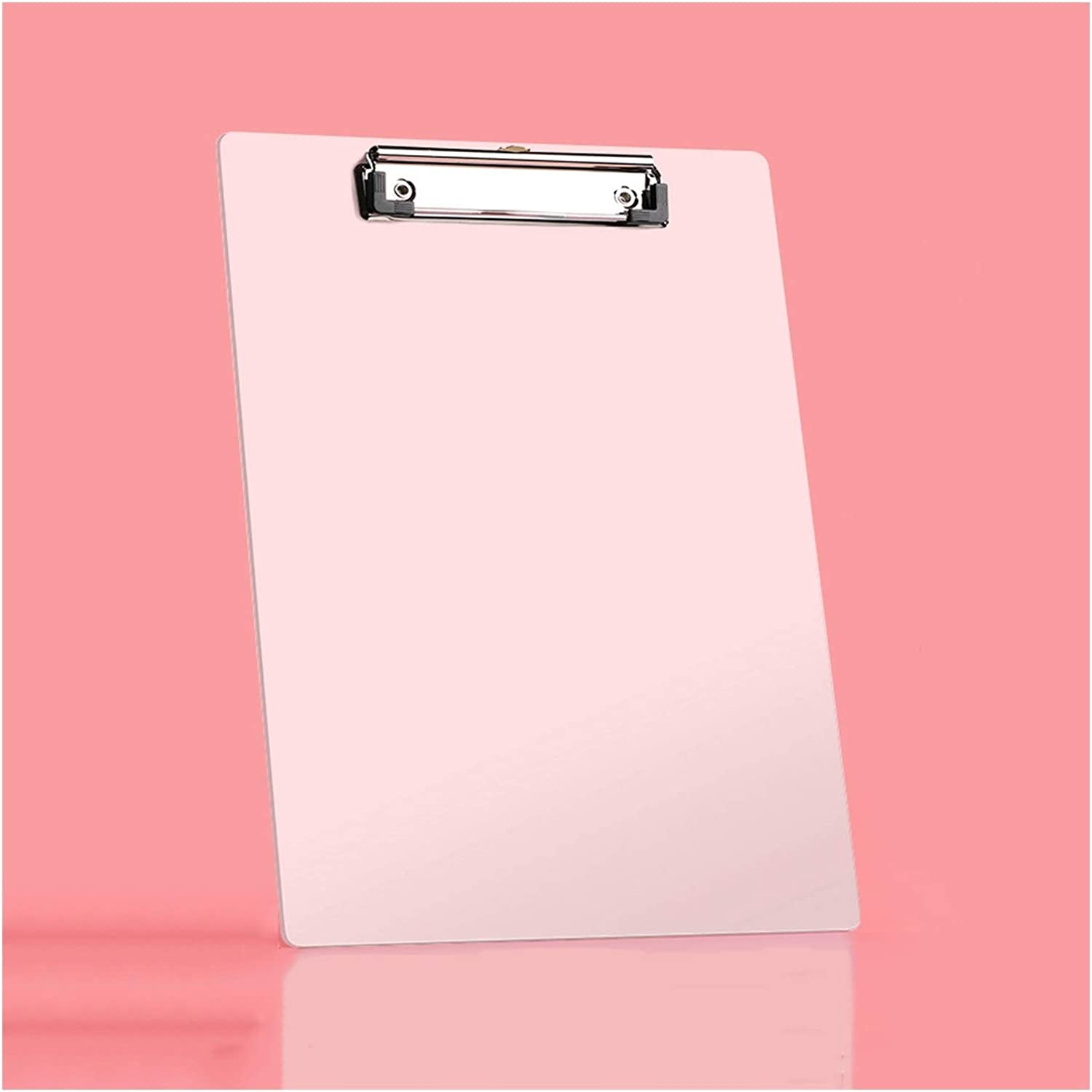 Ranking TOP1 Desktop File A4 Paper Folder Metal OFFicial store With Strong Clip Plastic