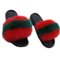 e0d3b190a25e2 Fur slides - Casual Women's Shoes