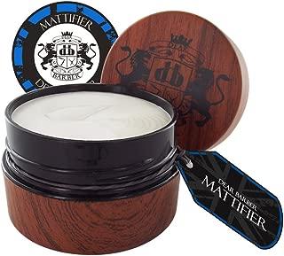 Dear Barber Men's Hair Styling Mattifier, Strong Hold, Low Shine 100ml