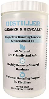Distiller Cleaner & Descaler (2 LBS) Citric Acid - Universal Application for Waterwise, Natural & Safe – Deeply Penetrates...