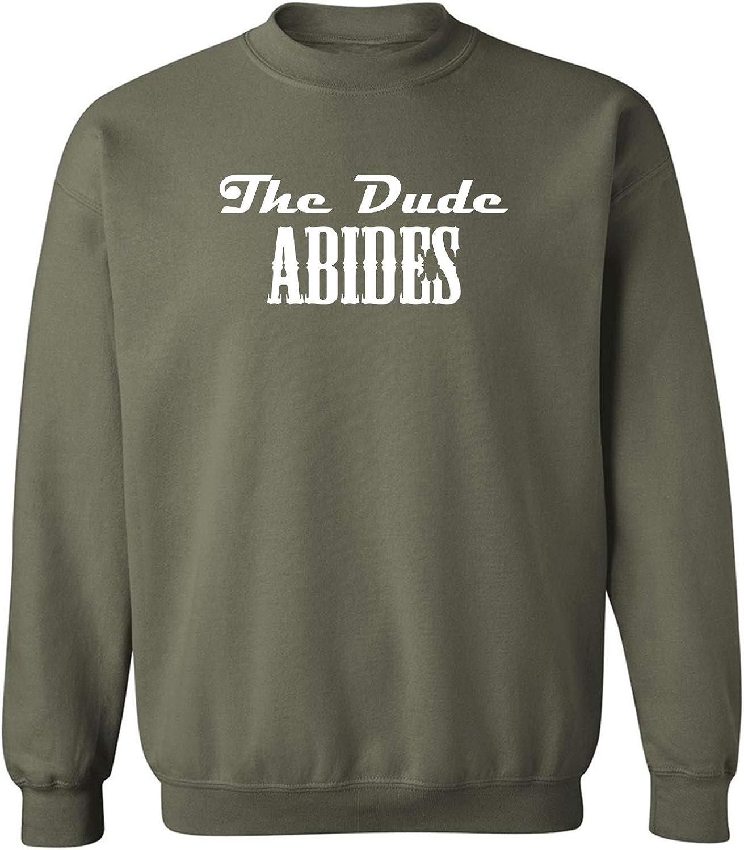 The Dude Abides Crewneck Sweatshirt