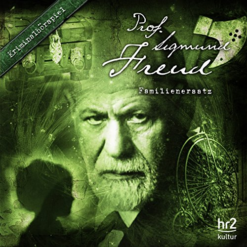 Familienersatz audiobook cover art