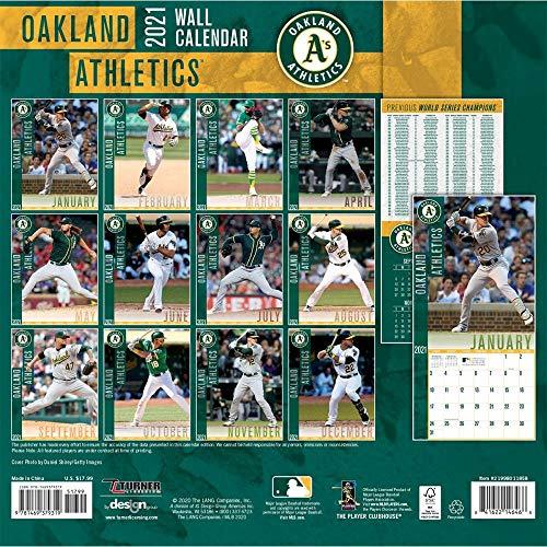 MLB Oakland Athletics Wall